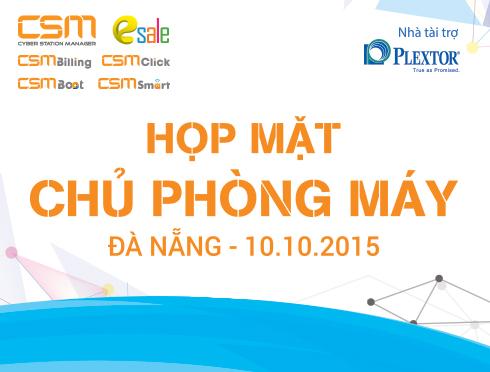 [THÔNG BÁO] CSM tổ chức buổi giới thiệu phiên bản mới tại Đà Nẵng