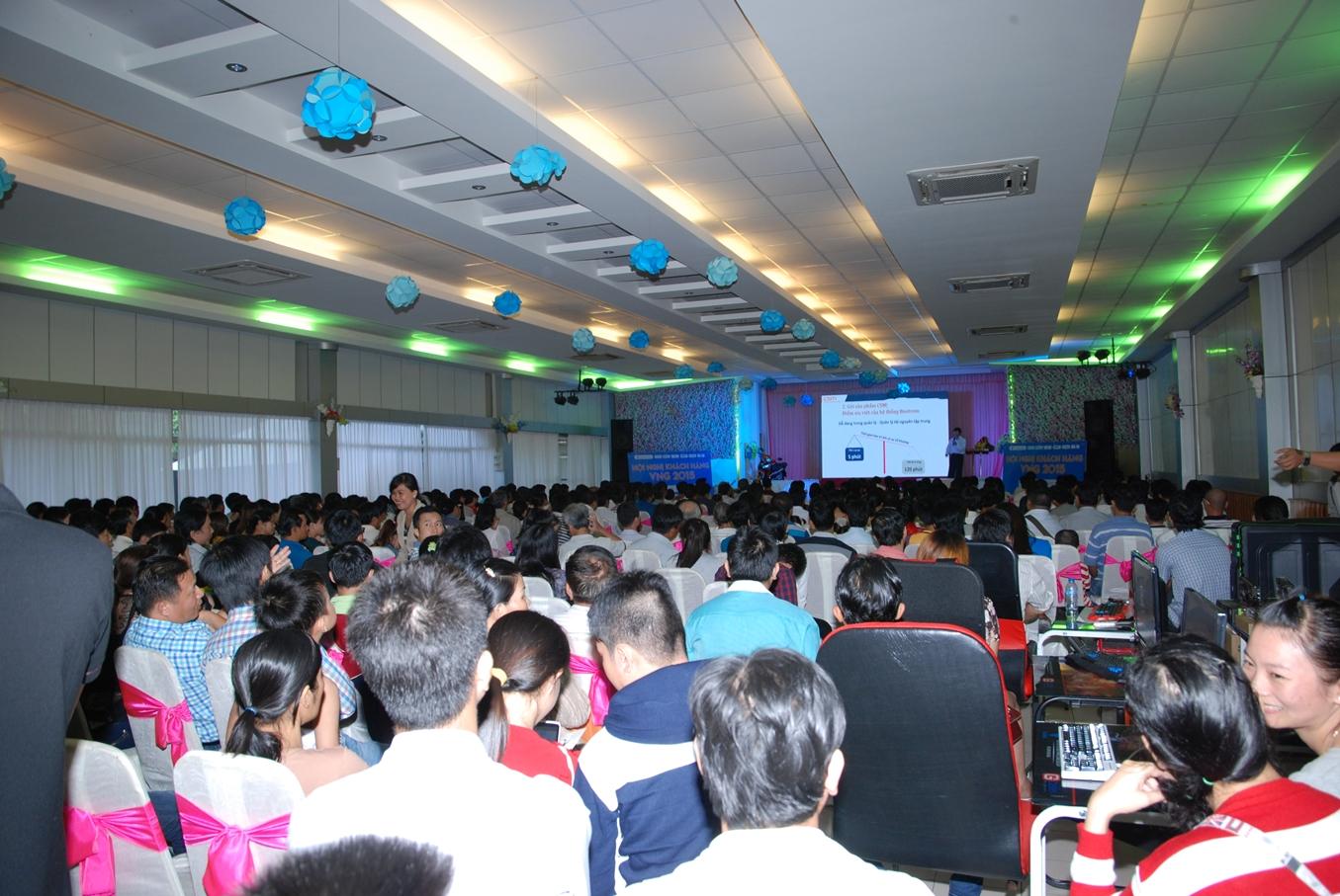 Hình ảnh từ Hội Nghị Khách Hàng CSM tại Tiền Giang