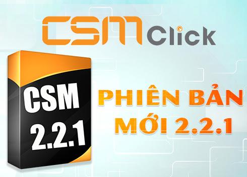 [CSM Click 2.2] Những tiện ích mới trên game menu
