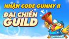 Nhận code Gunny đại chiến Guild