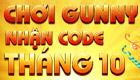 Chơi Gunny nhận code tháng 10