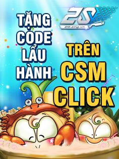 [2S] 19/12 Phát code Đại Hội Lẩu Hành trên CSM Click