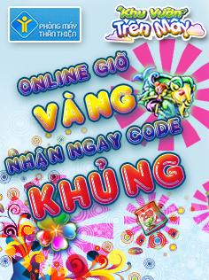 [KVTM] 05/09 Online giờ vàng, nhận code cực khủng