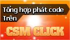 Tổng hợp các hoạt động phát code Tháng 11 trên CSM Click